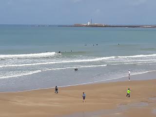 Imágenes de playa Santa María del mar