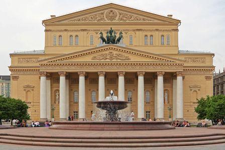 Teater Bolshoi, Moskow