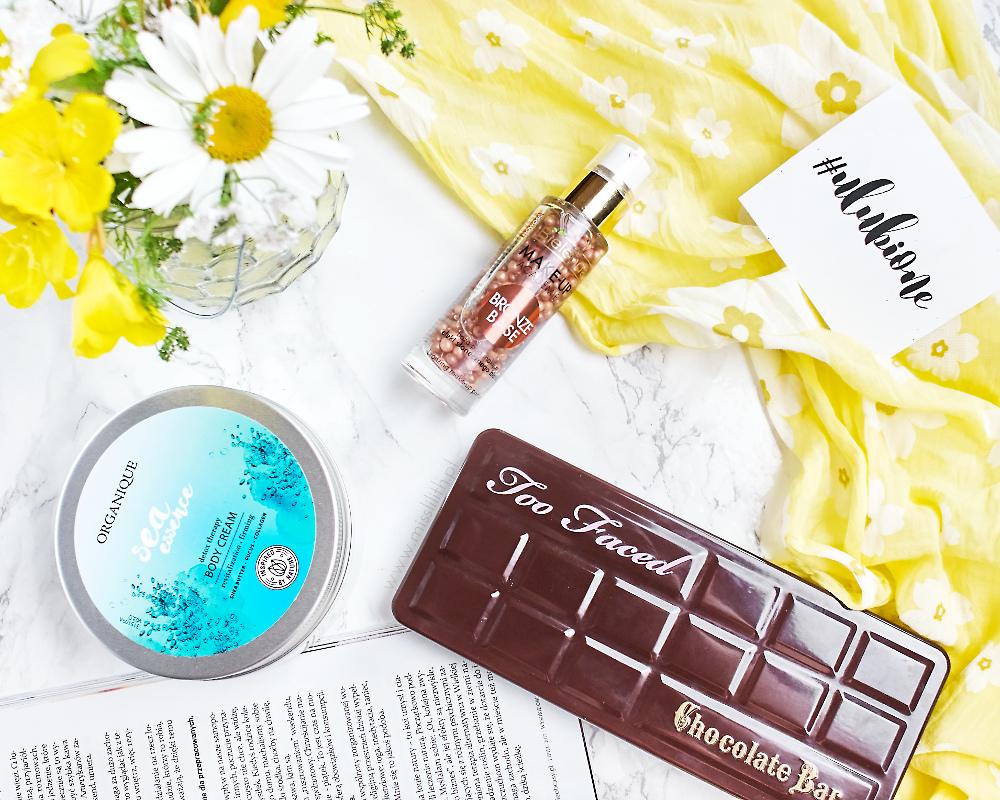Kosmetyczni ulubieńcy czerwca 2017 blog