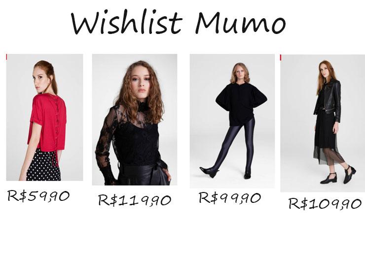 wishlist moda sustentável