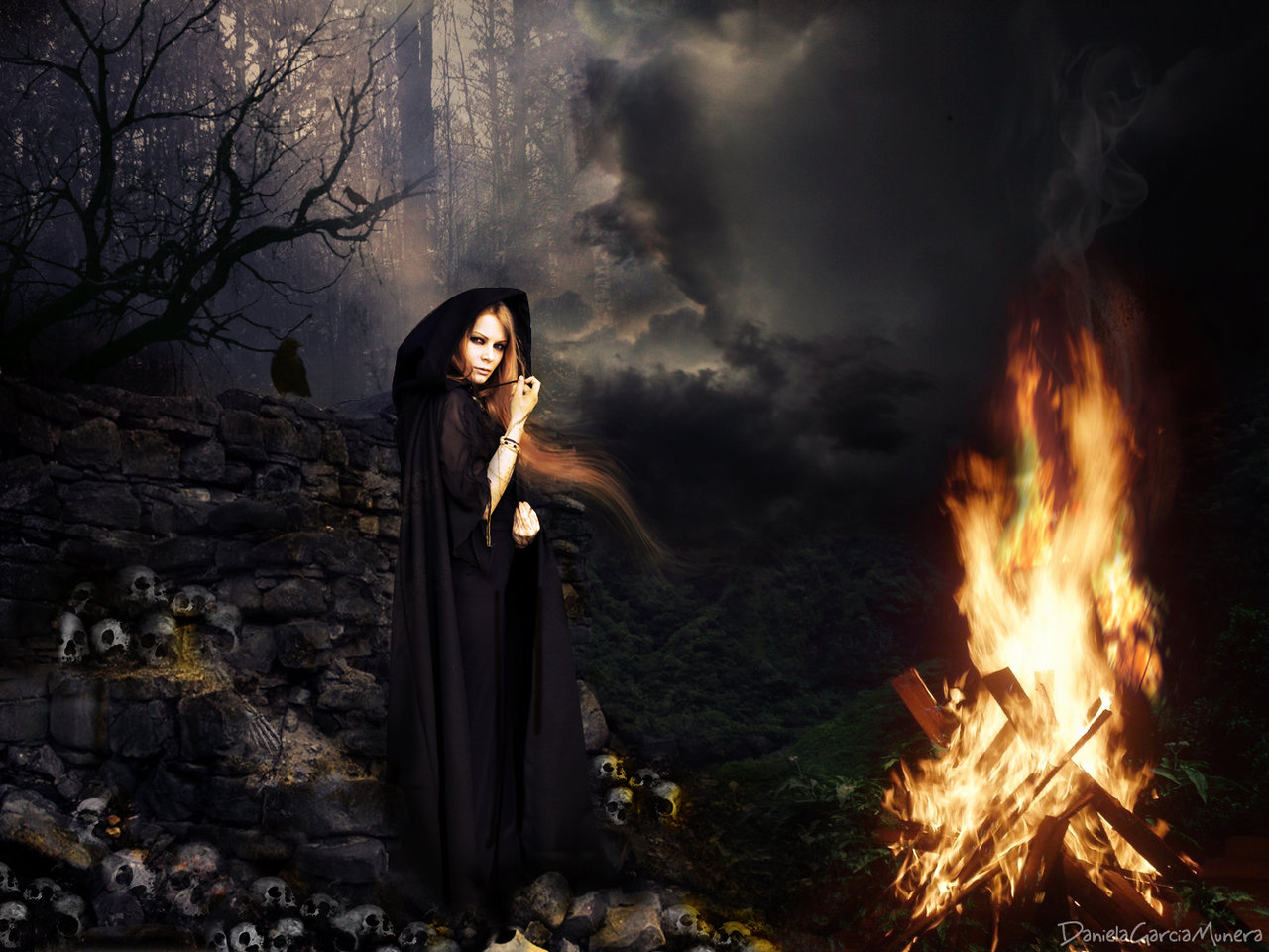 Talking About Ritual Magick: Of Shadows and Darkness - Future Path of Witchcraft