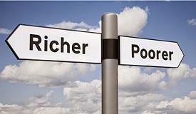 Ini Beda Orang Kaya Dan Miskin Dalam Mencari Uang