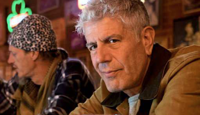 Bombshell Bourdain interview is published one month after his suicide: Celebrity chef unloads on 'rapey, gropey and disgusting Bill Clinton and hopes Weinstein is 'beaten to death in jail'