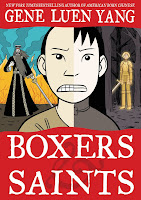 Boxers & Saints By Gene Luen Yang. Colors by Lark Pien