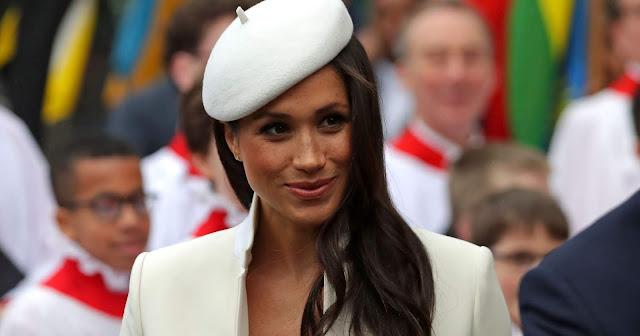 La Duquesa durante un evento con la reina en Westminster