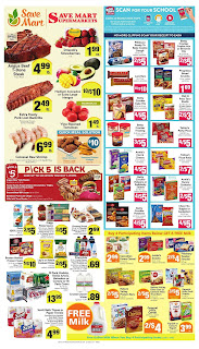 ⭐ Save Mart Ad 8/21/19 ✅ Save Mart Weekly Ad August 21 2019