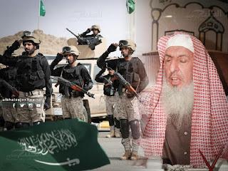 مفتي السعودية يدعو للتجنيد الاجباري ورواد تويتر يؤيدون التجنيد الاجباري للشباب السعودي