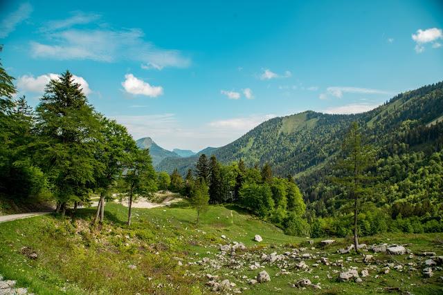 Von Hintersee aufs Gennerhorn  Wandern Fuschlseeregion  Osterhorngruppe 05