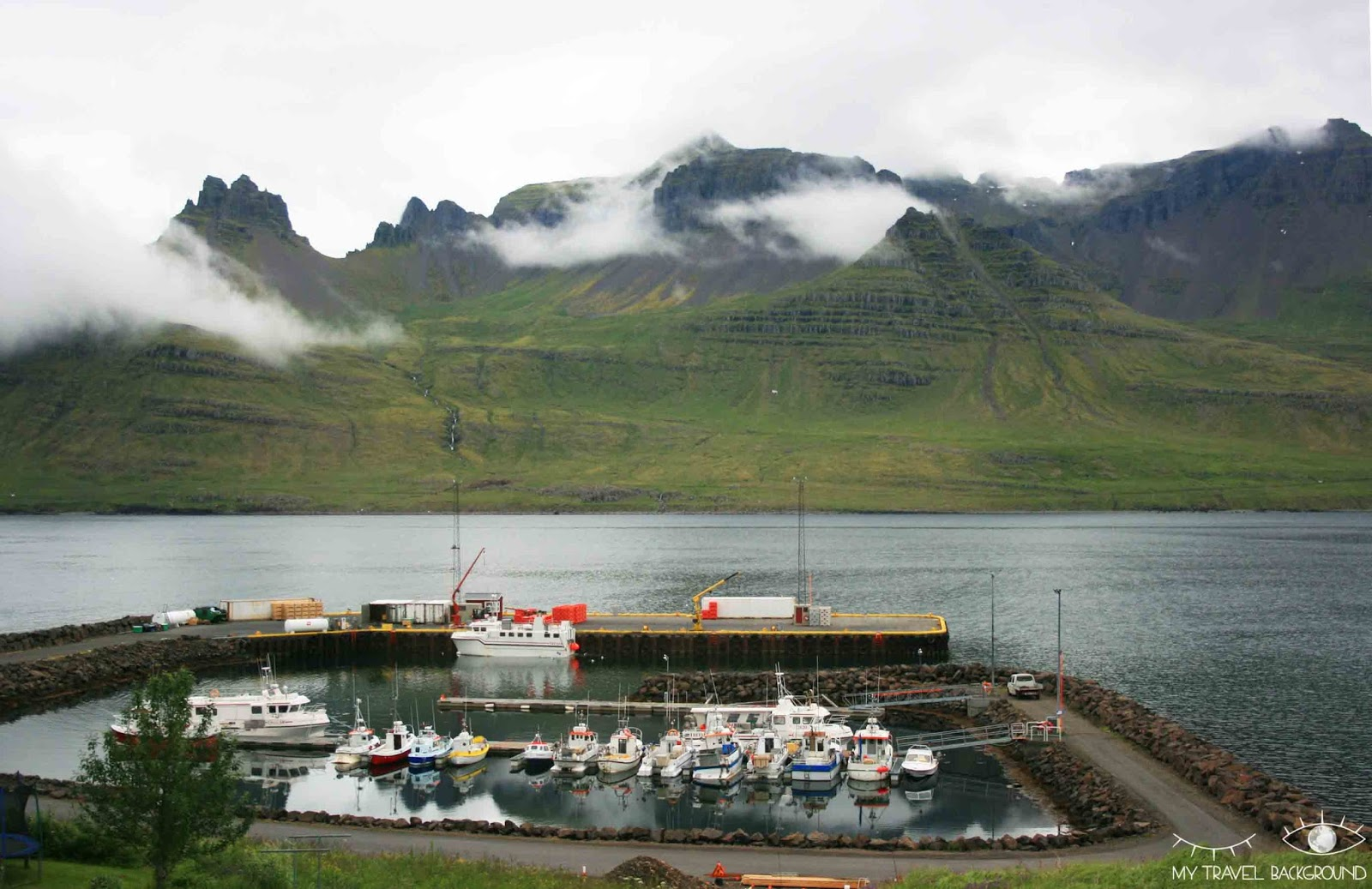 My Travel Background : Islande, en route vers les fjords de l'Est - Stodvarfjordur