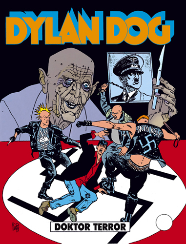 Dylan Dog (1986) 83 Page 1
