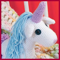 Unicornio fácil amigurumi