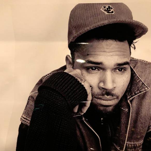 Chris Brown arrested for rape