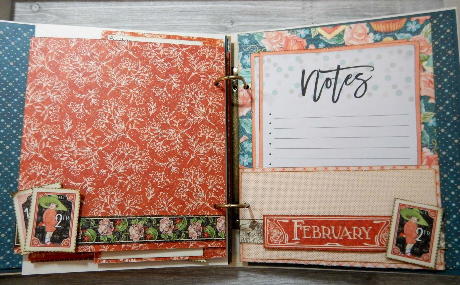 How to delete scrapbook photos google+ - This Is Just A Few Of The Photos Of The Inside Of My Planner To See More Pictures Of My 2017 Scrapbook Planner You Ll Want To Head Over To The Graphic 45