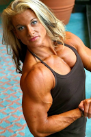 Hot Female Bodybuilder Amazing Huge Body, Motivation and Transformation