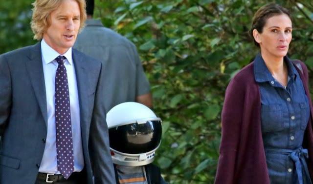 Extraordinário com Julia Roberts e Owen Wilson: eu vi