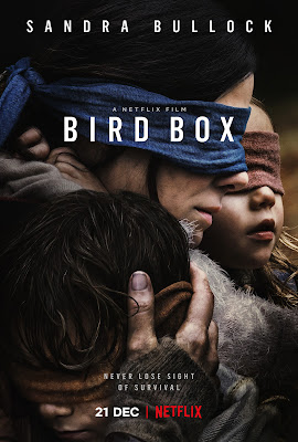 Bird Box 2018 Eng BRRip 480p 350Mb ESub x264