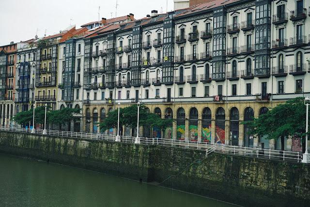 ネルビオン川(Rio de Nervion)