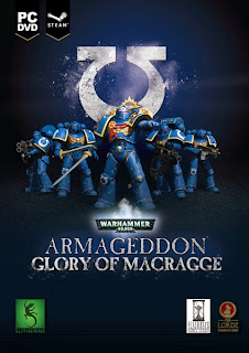Warhammer 40000 Armageddon Glory of Macragge (PC) (DLC) 2015