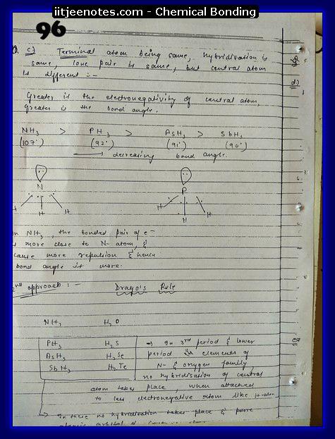 Chemical-Bonding Notes chemistry24
