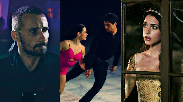 Eclectic Pop's Top 10 Most-Read Posts of November 2016 - Disorder Movie Review, Tessa Virtue, Scott Moir Feature and Reign
