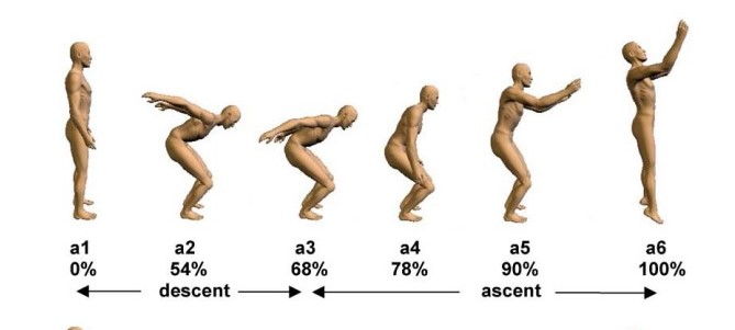 biomechanical principles applied to a volleyball serve