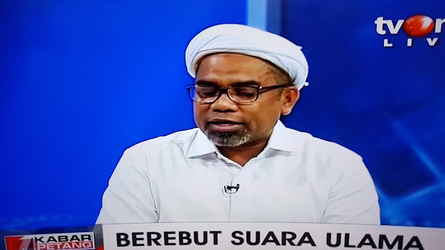 Komentari Nomor Urut Capres-Cawapres, Ngabalin Salah Sebut Prabowo-Maruf Amin