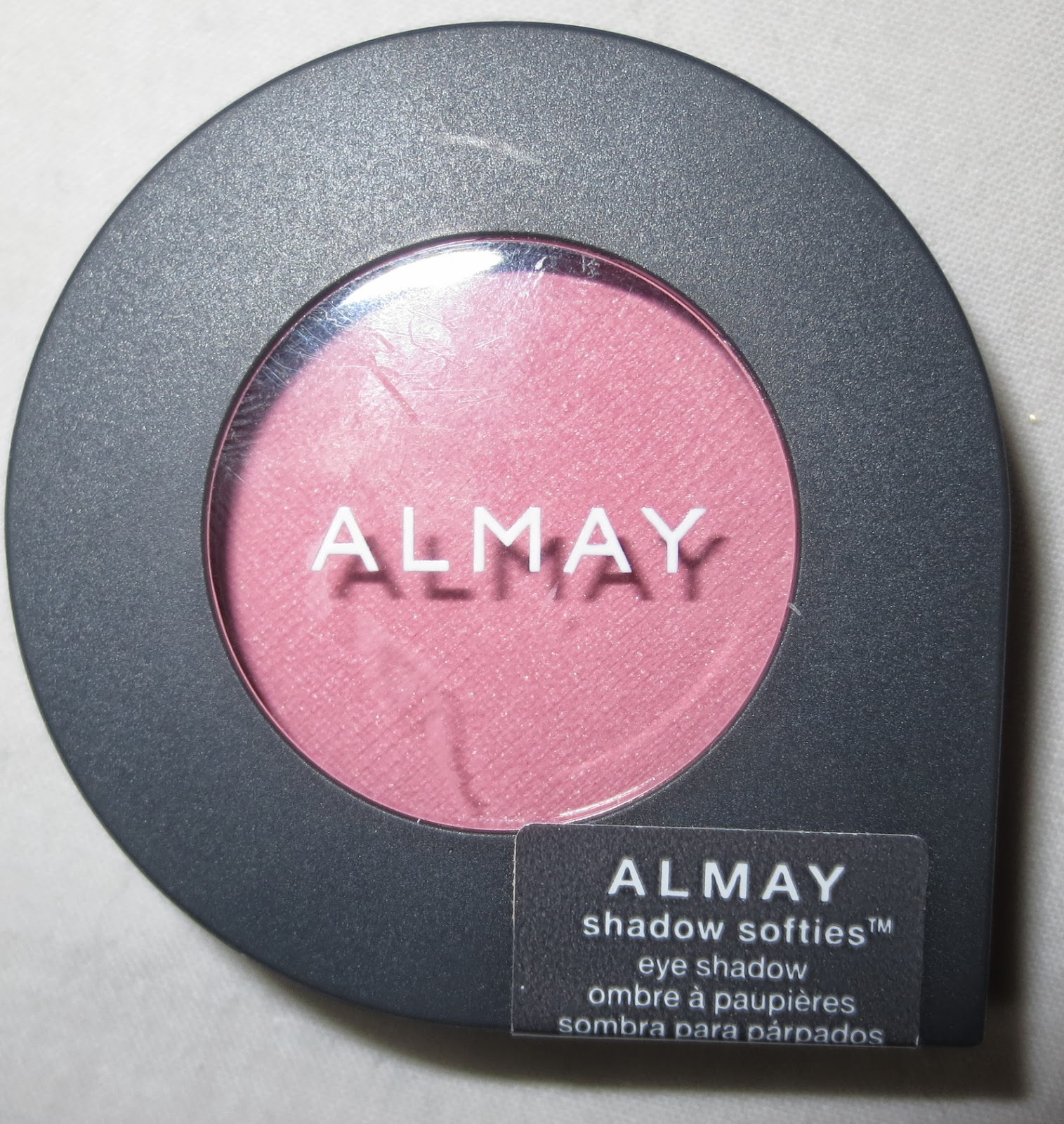 Almay Shadow Softies in Petal