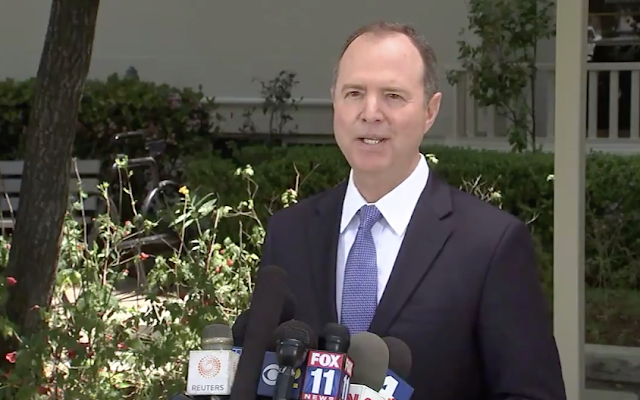 Adam Schiff-ting: Trump is Unpatriotic - Doesn't Matter If He's Innocent