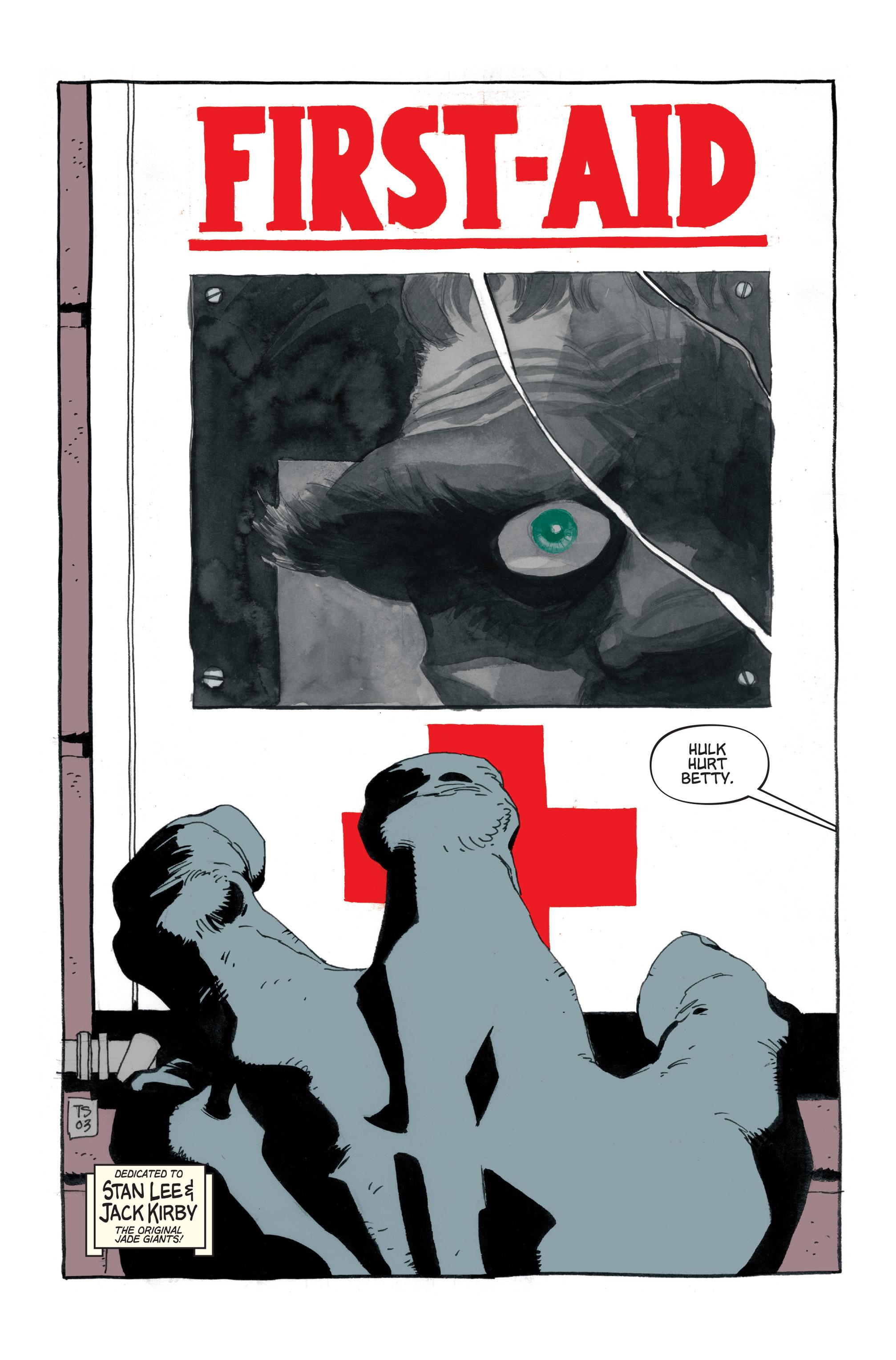 Read online Hulk: Gray comic -  Issue #5 - 3