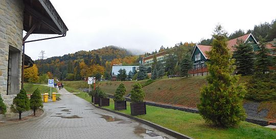 Krynica-Zdrój, Czarny Potok.