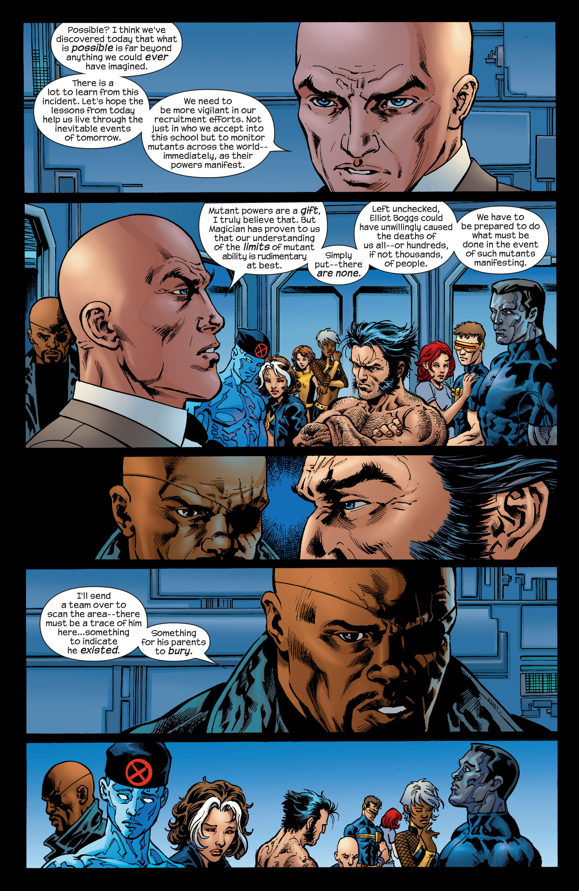 Read online Ultimate X-Men comic -  Issue #74 - 13