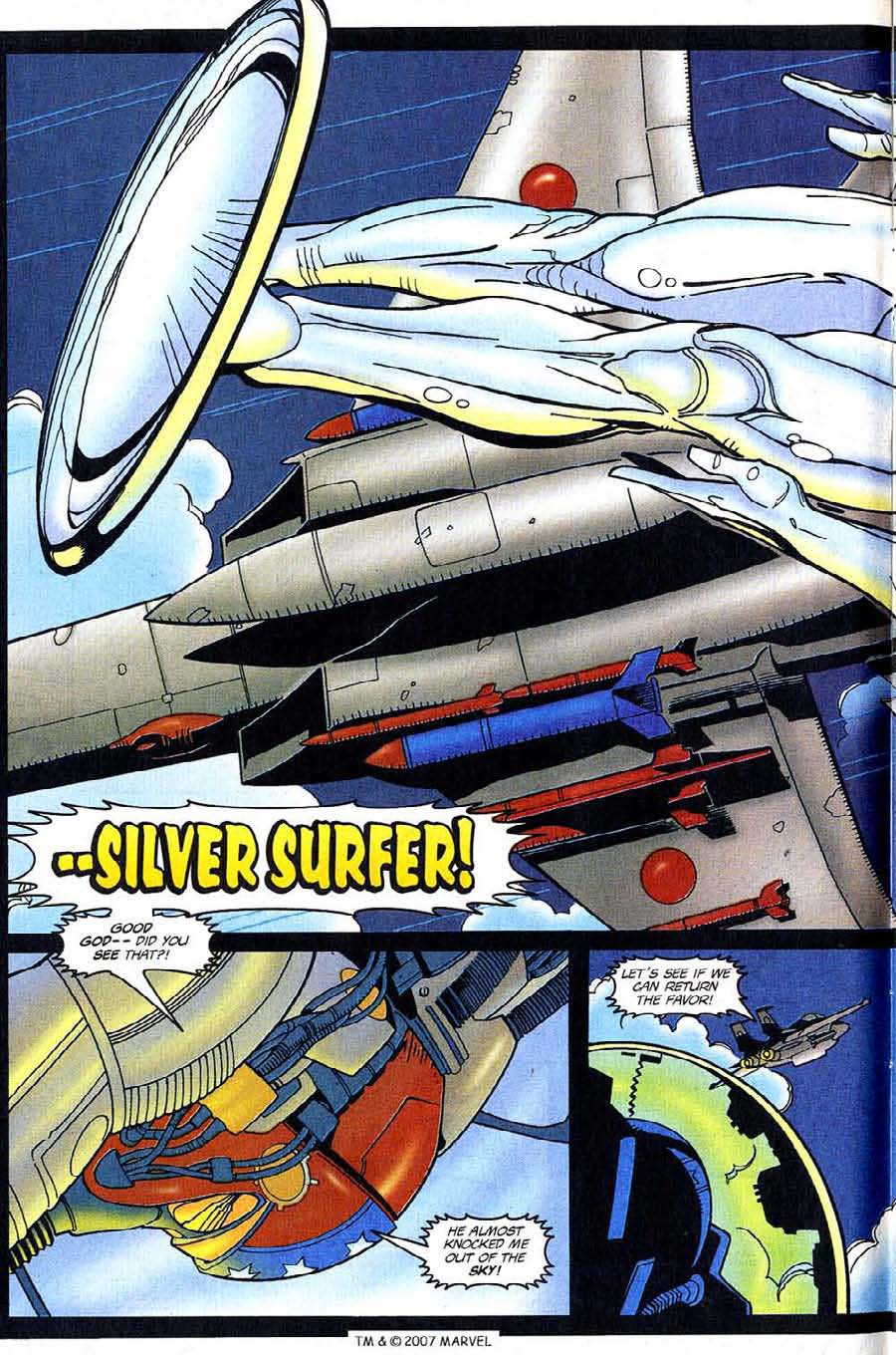 Read online Silver Surfer (1987) comic -  Issue #123 - 6