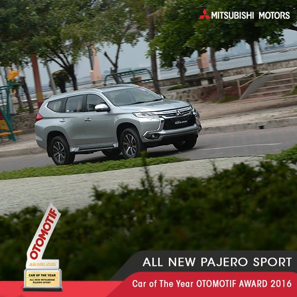 All New Pajero Sport: DEALER MITSUBISHI PURWOKERTO