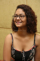 Actress Aditi Myakal Looks gorgeous in Sleeveless Deep Neck Top at Ami Tumi success meet ~  Exclusive 102.JPG
