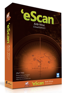 eScan Anti-Virus 2019 Free Trial Download