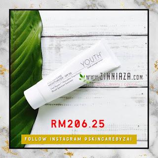 moisturizer SPF50 youth shaklee