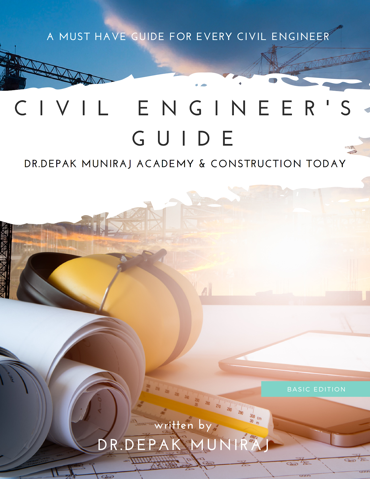 Subscribe now and get the civil engineer's guide as compliment!