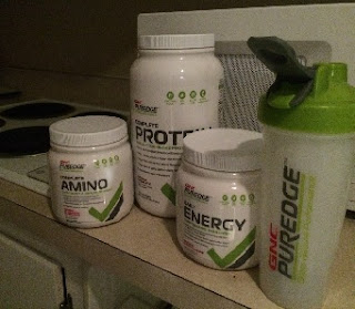 GNC recovery drinks and protein drinks