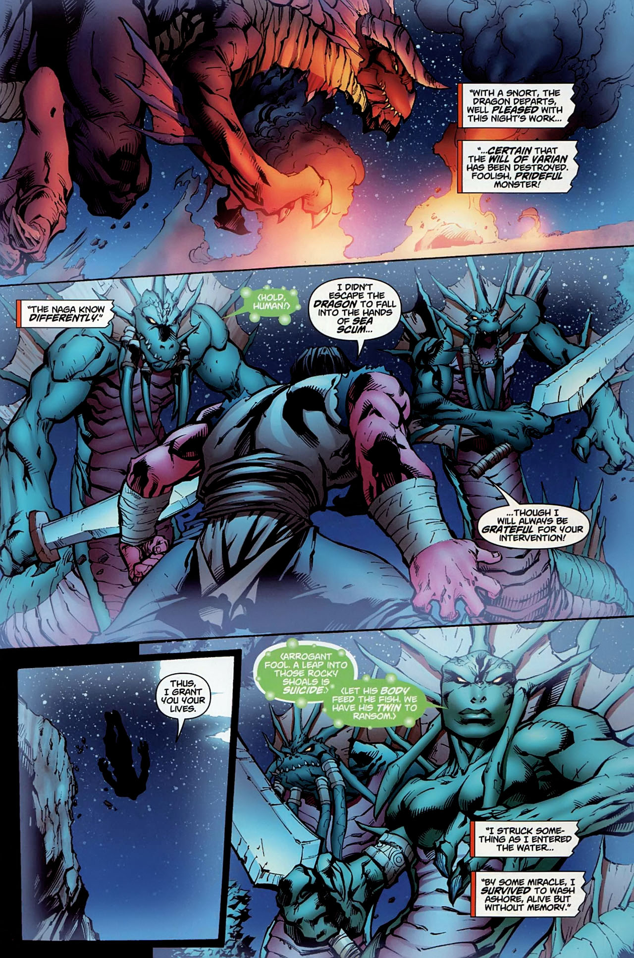 Read online World of Warcraft comic -  Issue #13 - 22