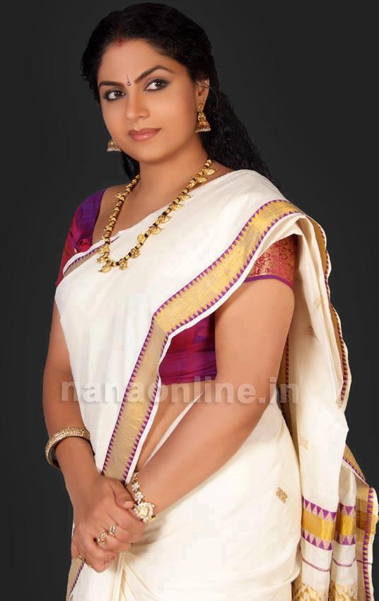 old malayalam actress navel