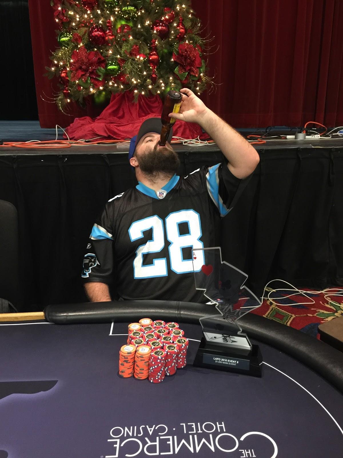 commerce casino major tournaments