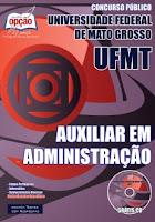 apostila Concurso UFMT (MT) 2015.