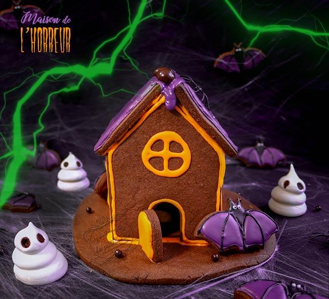 recette maison halloween