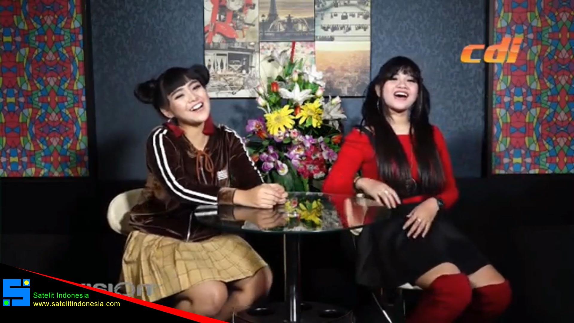 Frekuensi siaran CDI Channel Dangdut Indonesia di satelit Telkom 4 Terbaru