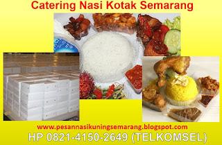 Nasi Kuning Kotak Semarang Murah