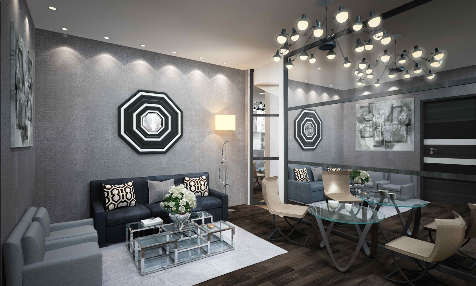 Interior Design: Famous Interior Designers at work