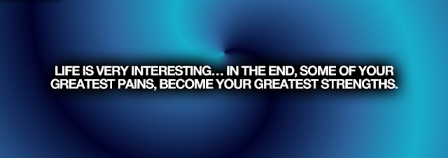 Interesting life quote