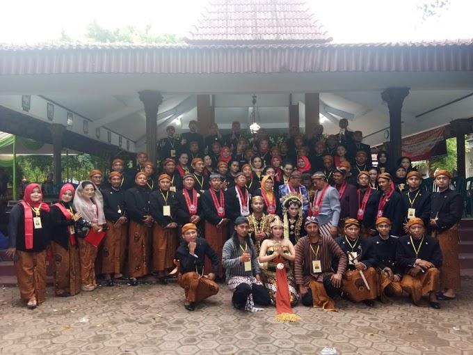 Melestarikan Budaya Jawa, Melalui Resepsi Pengantin, PKL Permadani Tuban Bergada IX Tahun 2019