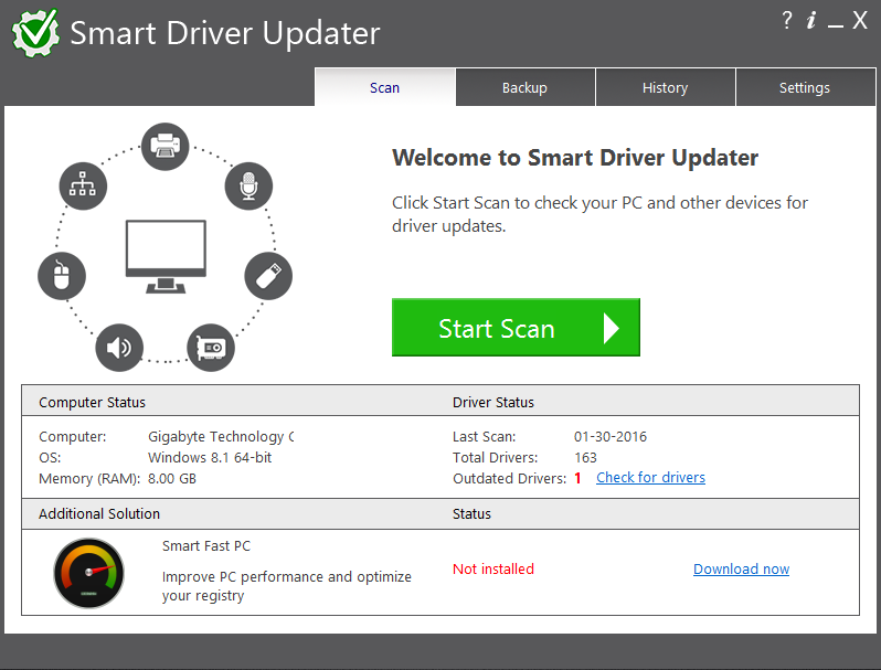 driver updater license key free