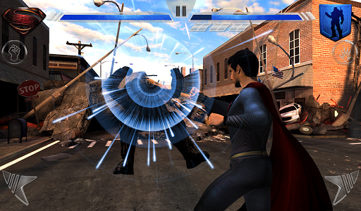 Man Of Steel Game Online